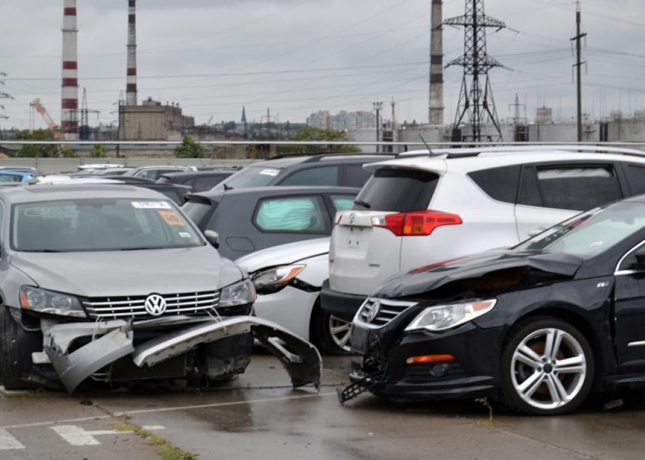 Почему большая часть авто на аукционах США битые - КолумбАвто в Минске,  Беларусь